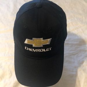 Chevrolet adjustable hat by Port & Company